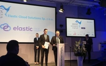 Winners of Eagles of Innovation contest Elastic Cloud Solution