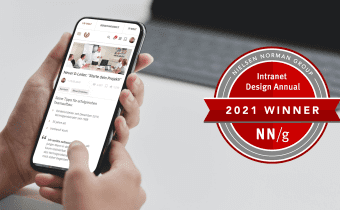 How to become a Nielsen Norman Group Intranet Design Annual winner?