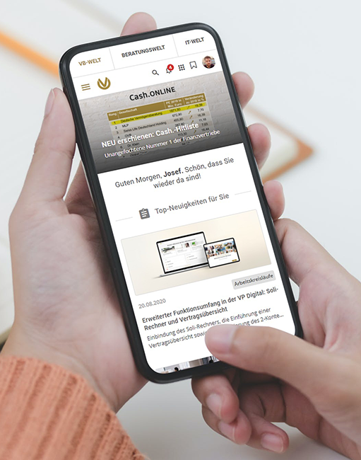 TOP 10 best intranet design examples and ideas: mobile intranet homepage